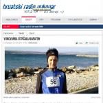 Buba maraton Crikva 1.12.2013.