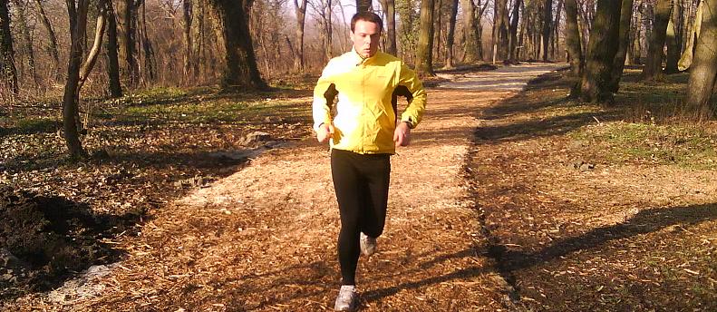 Trim staza park-šuma Adica, Drobina Miroslav